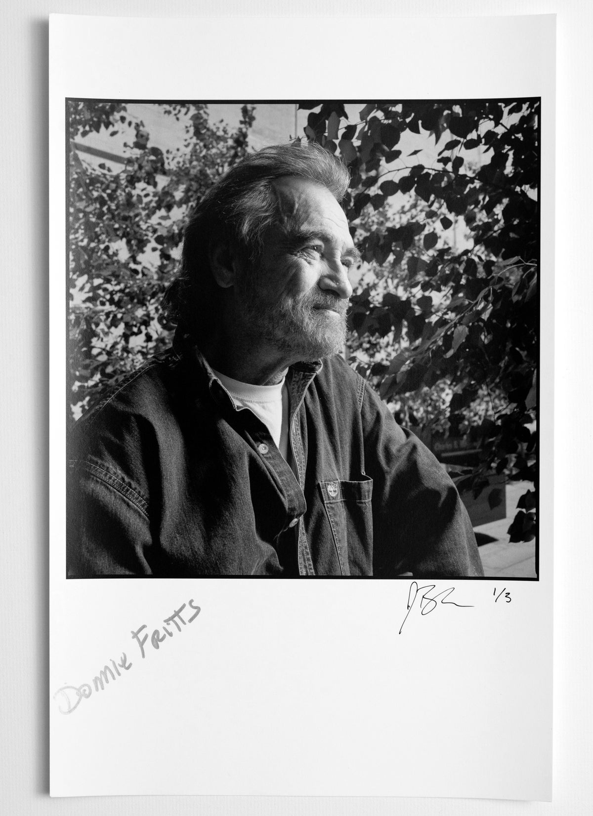 Donnie Fritts - Signed