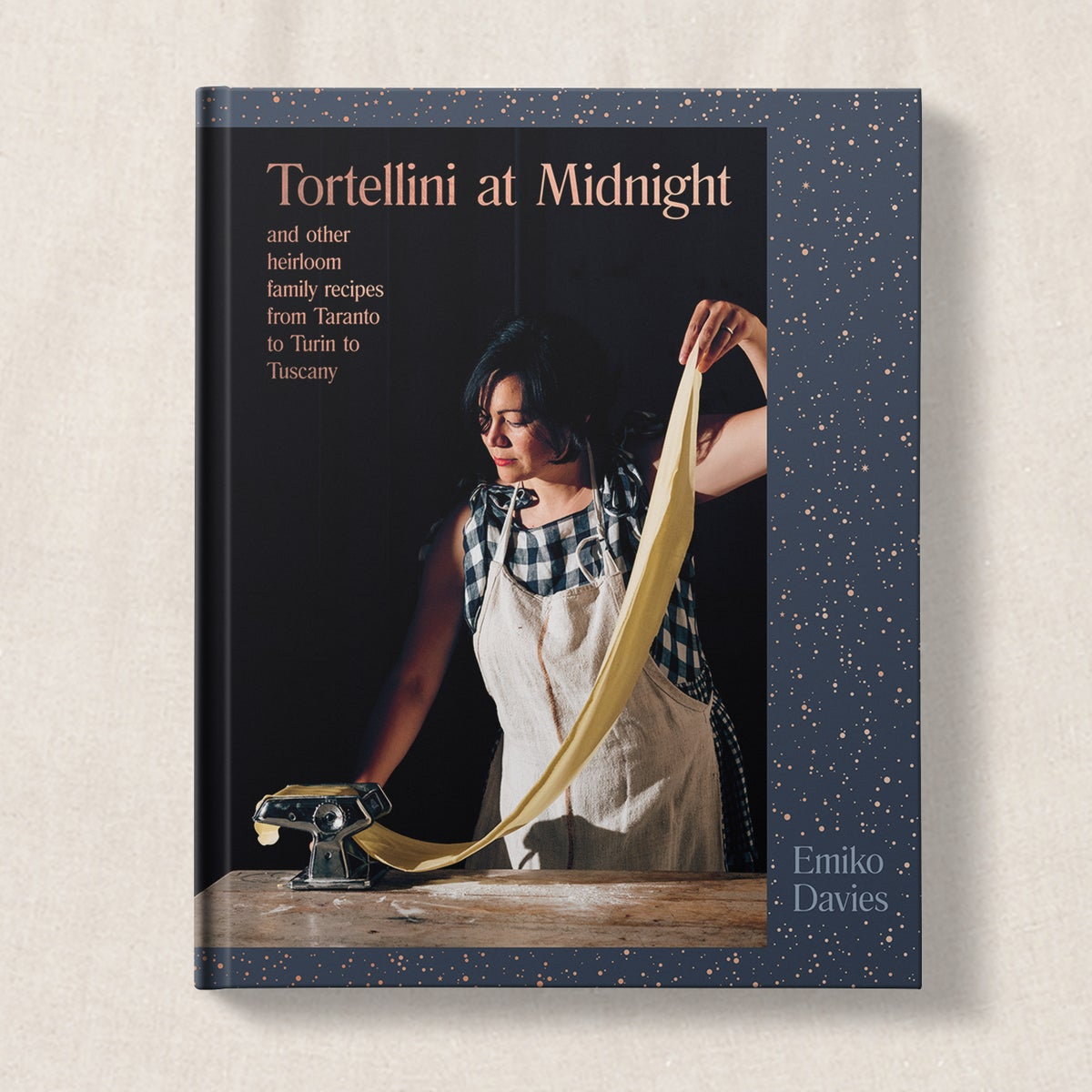 Image of Signed copy of Tortellini at Midnight - Includes shipping to Europe only
