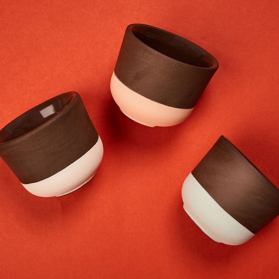 Image of Tine - set of three espresso cups