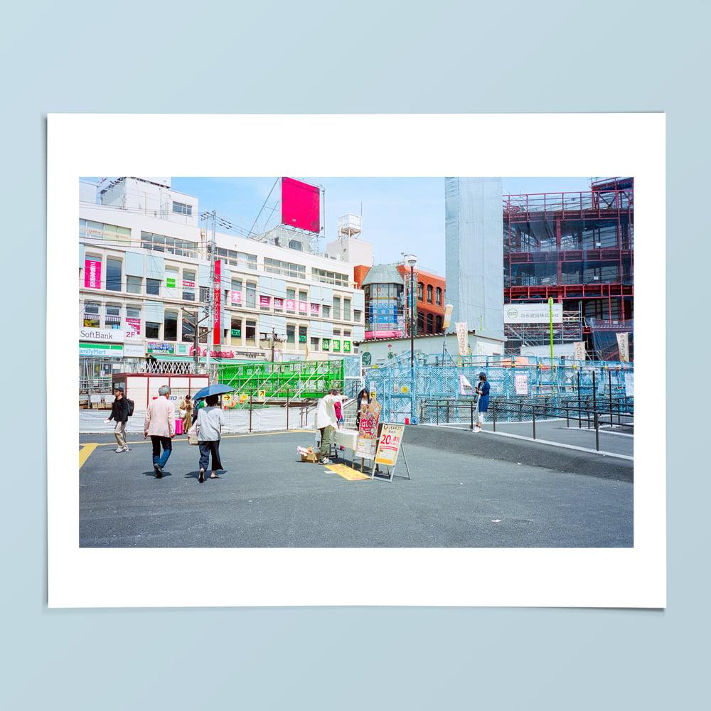 Image of Tokyo Print