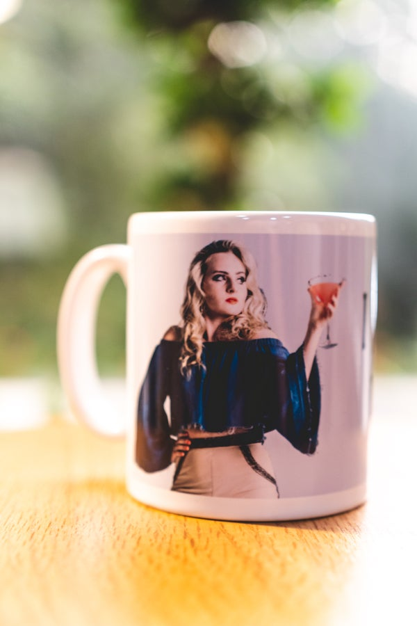 Image of Katy Hurt D.R.I.N.K Mug