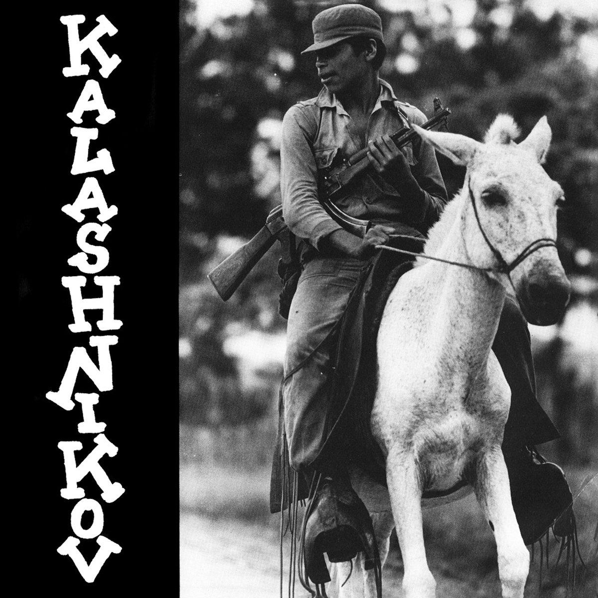 "Image of KALASHNIKOV ""s/t"" 7"" E.P."