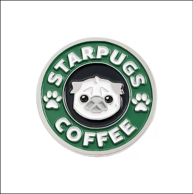 Image of Starpugs pin