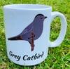 Grey Catbird Mug