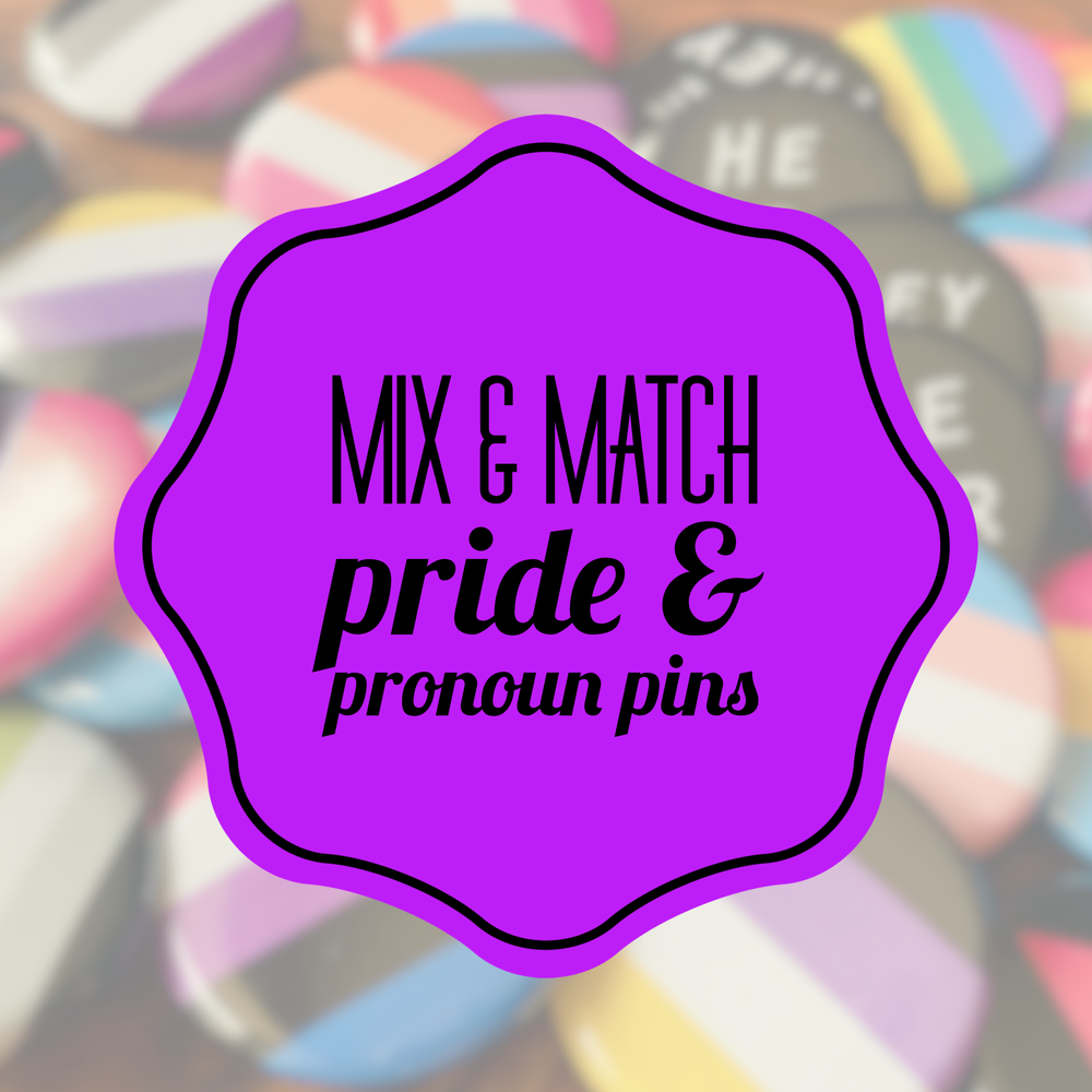 Image of Pride Pins