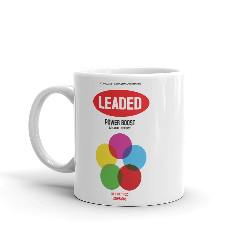 Image of Leaded  - 11 OZ