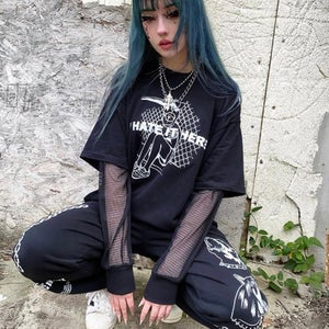 Image of I HATE IT HERE  T-SHIRT