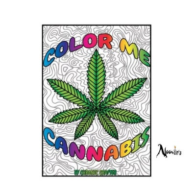 Image of Stoner coloring book
