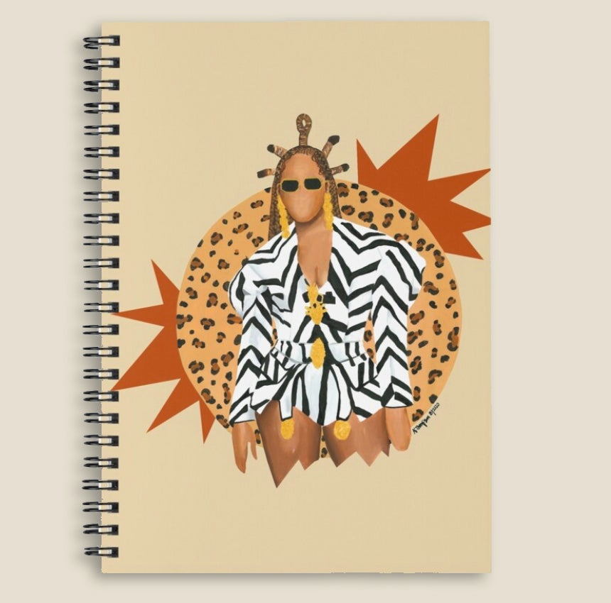 Image of Queen Already (Notebook)