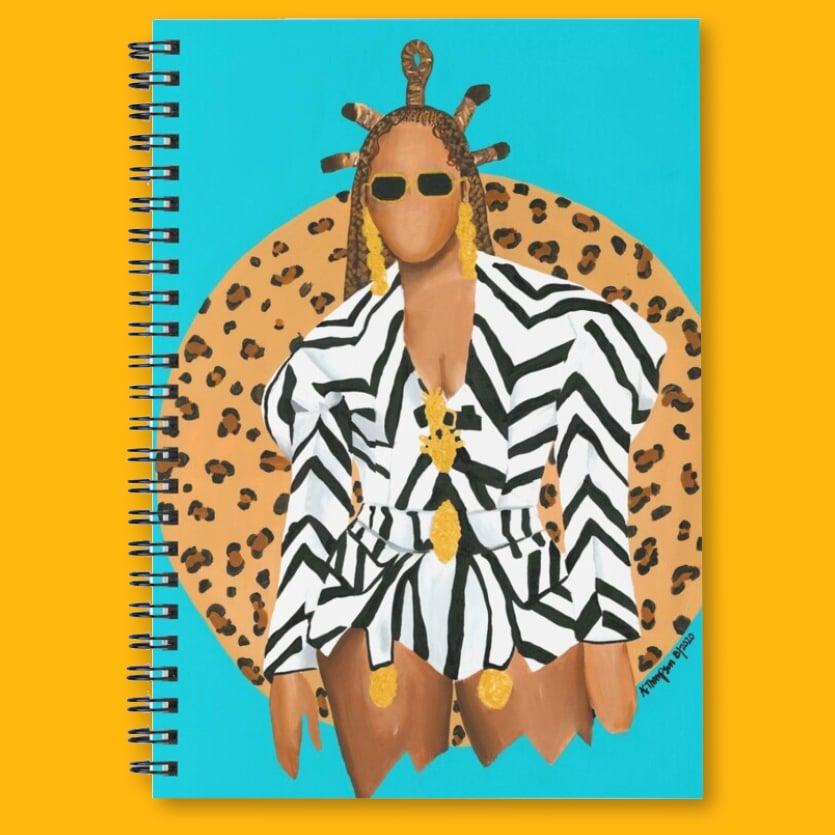 Queen Already (Notebook)