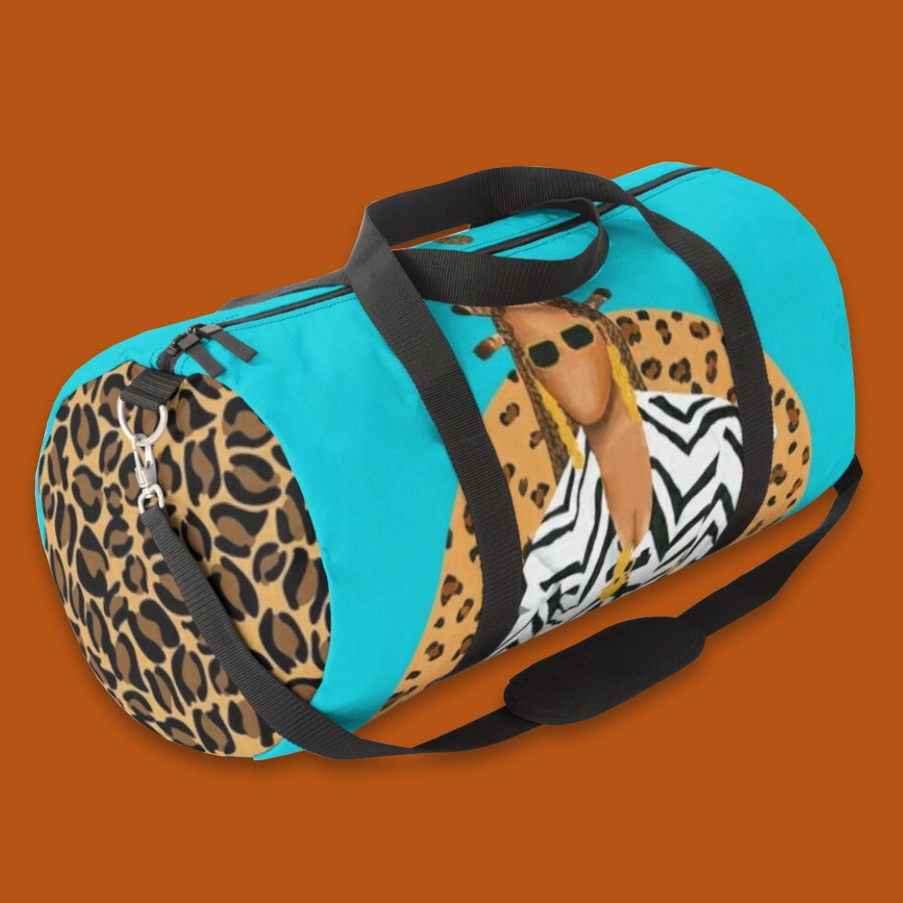 Image of Queen Already (Duffle Bag)