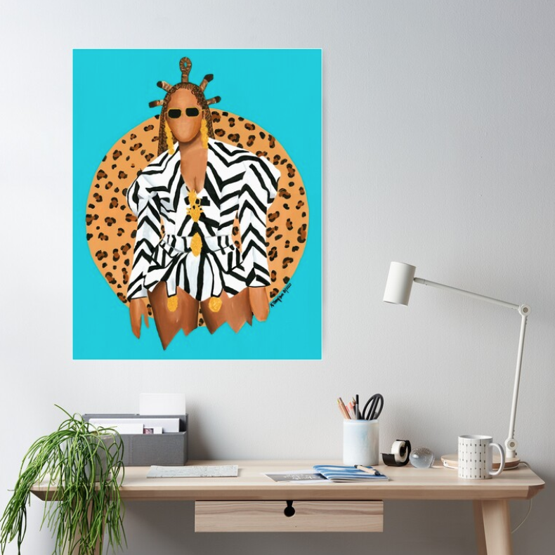 Image of Queen Already (Poster Prints)