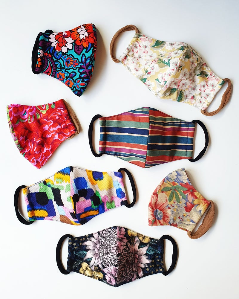 Image of Cotton Face Masks (22 Options) (Free Shipping!)