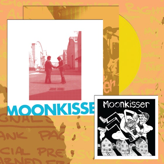 "Image of Moonkisser - Summer's Fleeting Majesty Pre-Order Edition + 8"" Lathe"