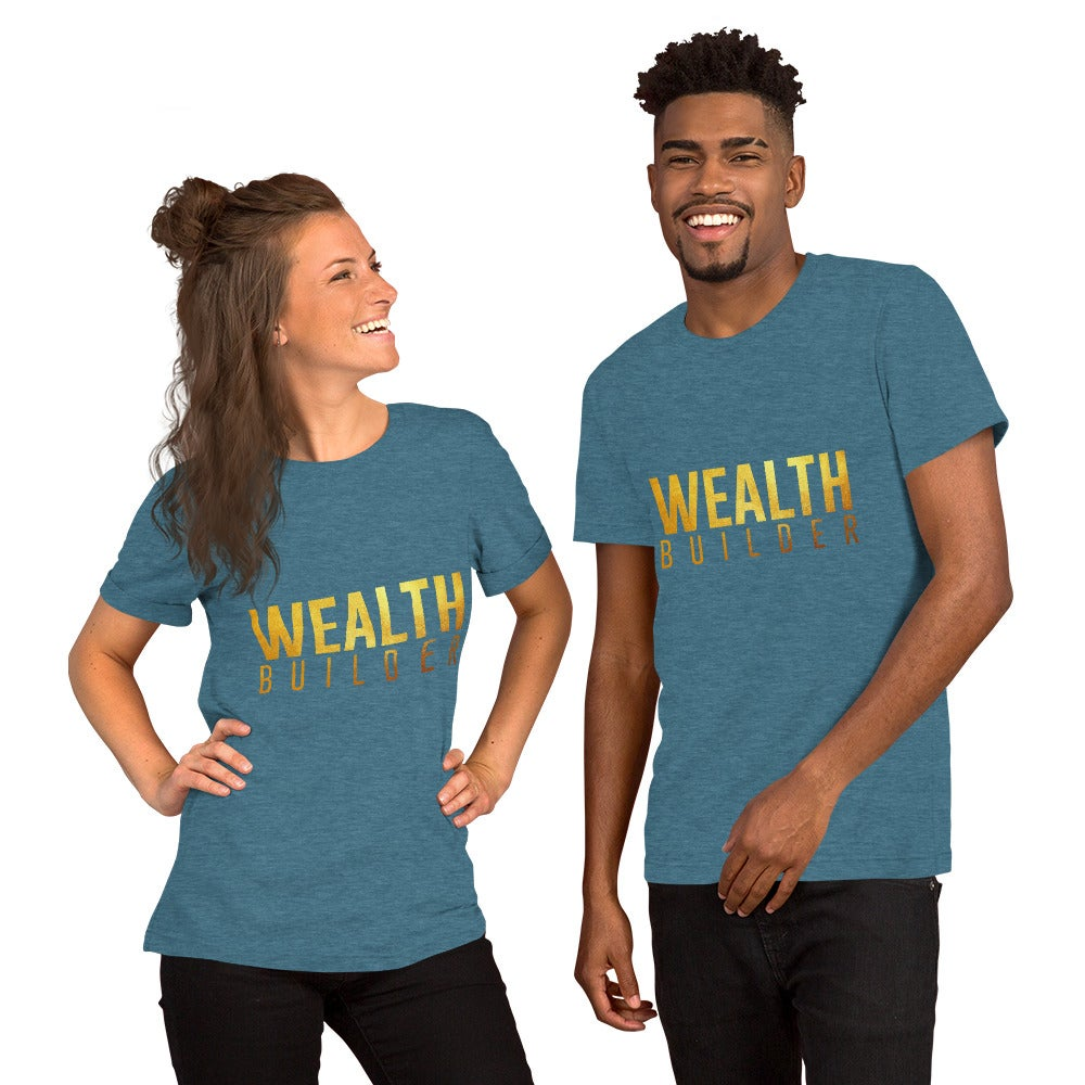 Image of Unisex Wealth Builder Tee