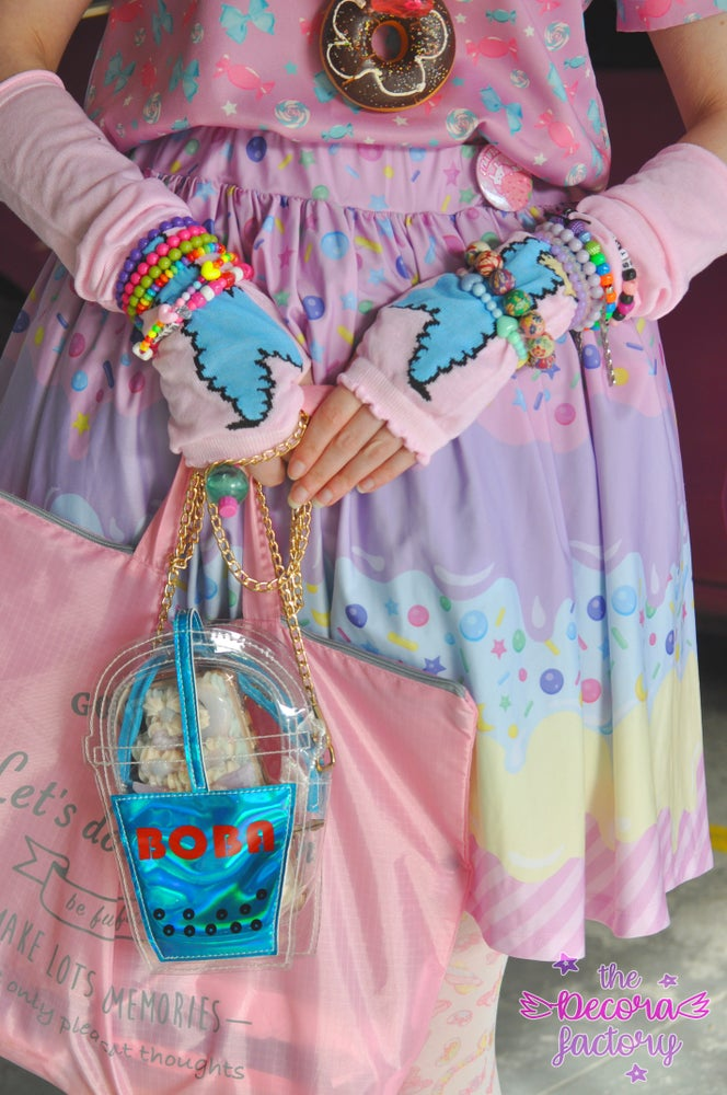 Image of Fairy-bread Fairykei Skirt