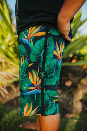 Image of Keola Surf Shorts ~ WAIPI`O OASIS