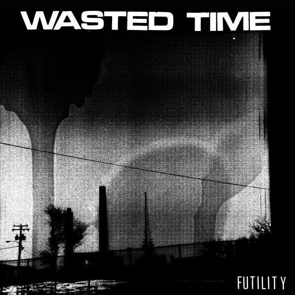 Image of WASTED TIME - FUTILITY LP