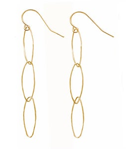 Image of ELLIPTICAL EARRINGS