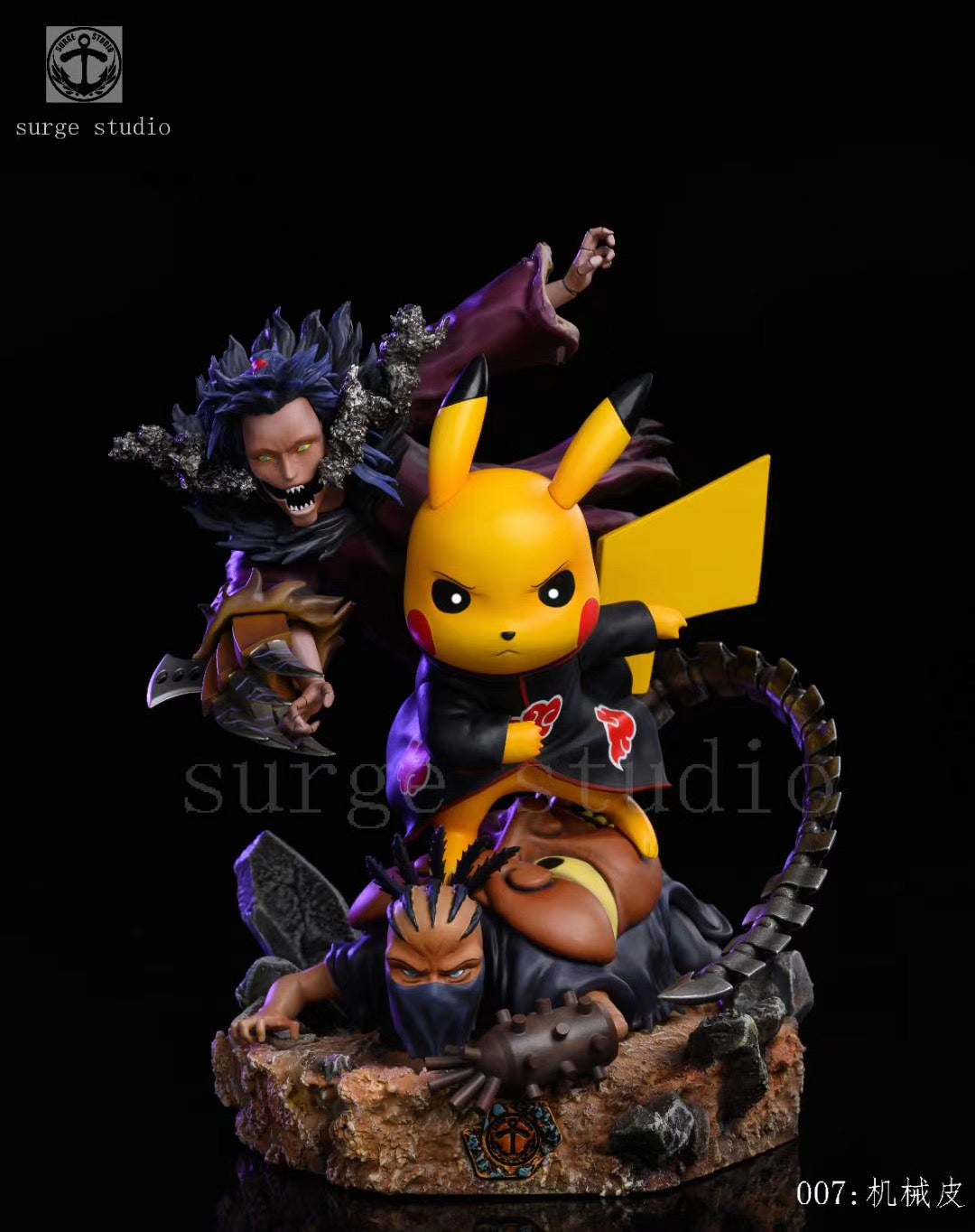 Image of [Last-Stock]Surge Studio Pikachu Cross Sasori Resin Statue