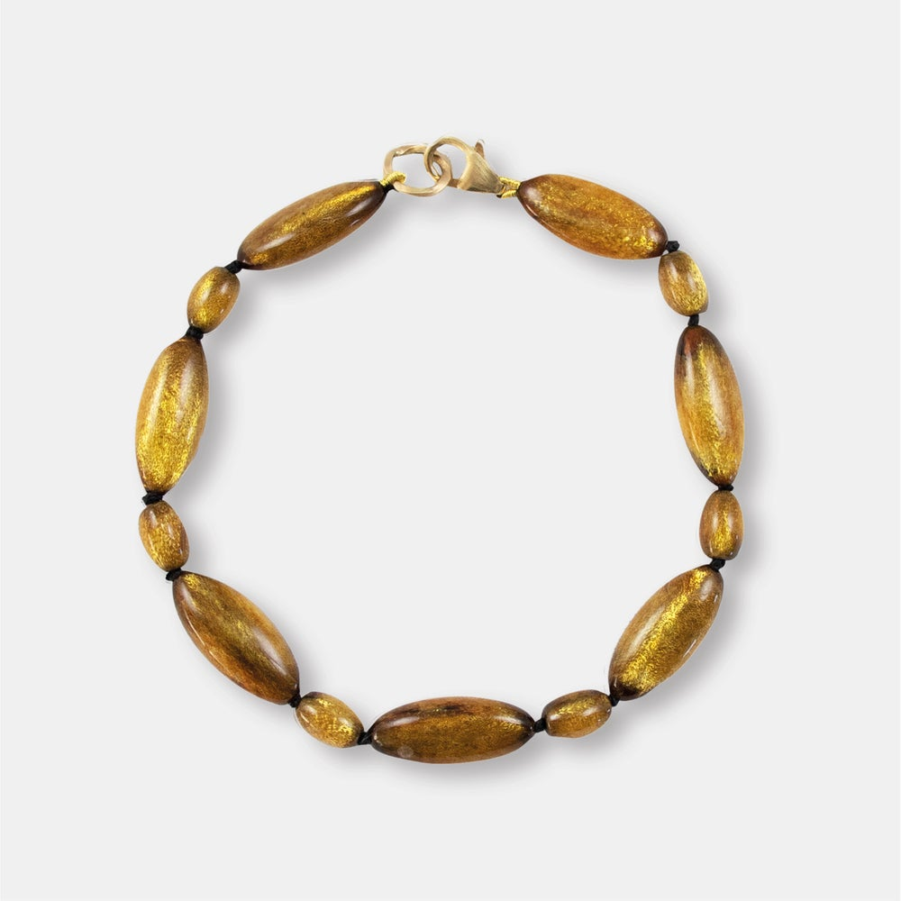 Image of GOLDEN CORAL / BRACELET