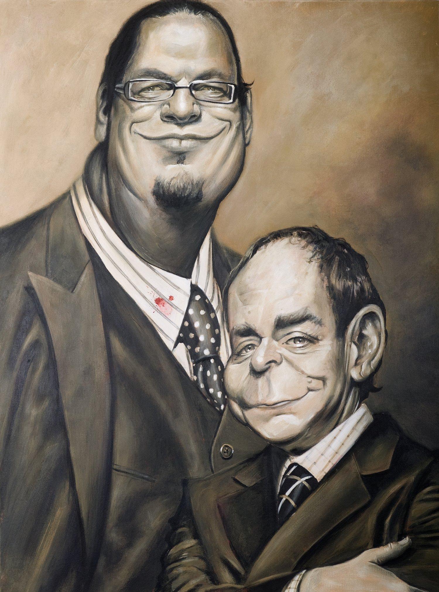 Image of Penn & Teller