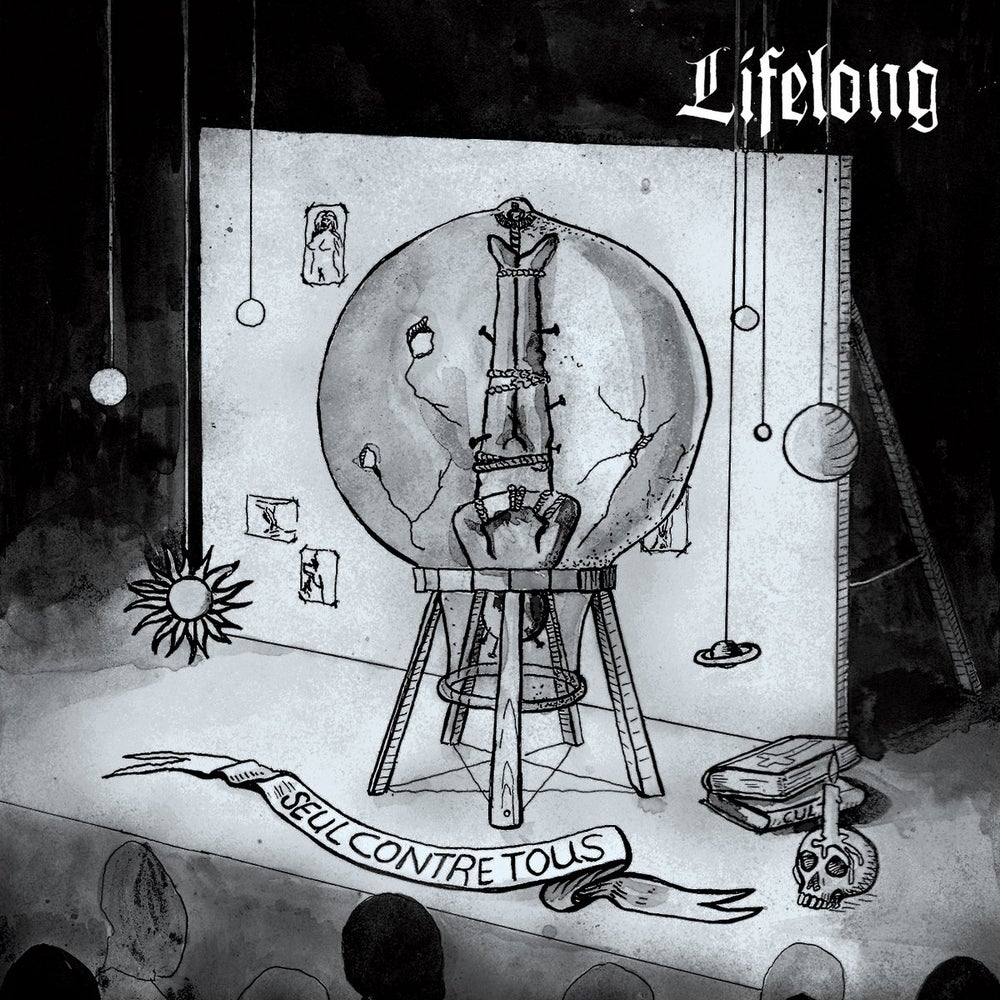 Image of LIFELONG - SEUL CONTRE TOUS CD