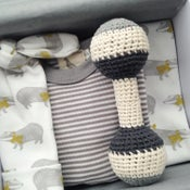 Image of Badger Organic Baby Gift Box