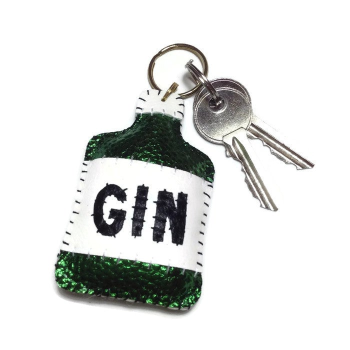 Image of Gin Keyring