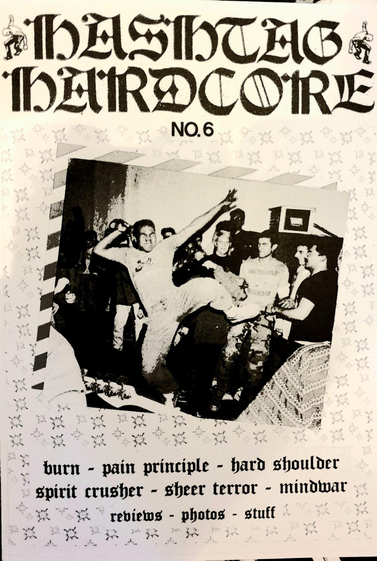 Image of Hashtag Hardcore #6