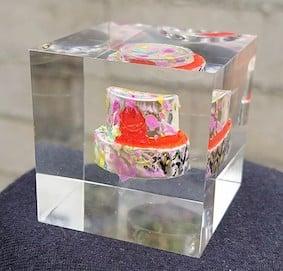 Cap de bombe (inclusion) 2 - PSY la boutik