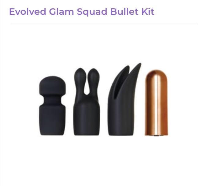 Image of Evolved Glam Squad Bullet Kit