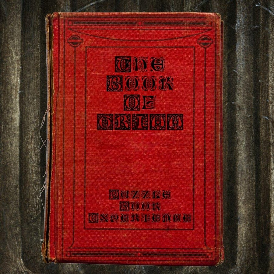 Image of The Book Of Grimm - Print & Play Escape Room Game