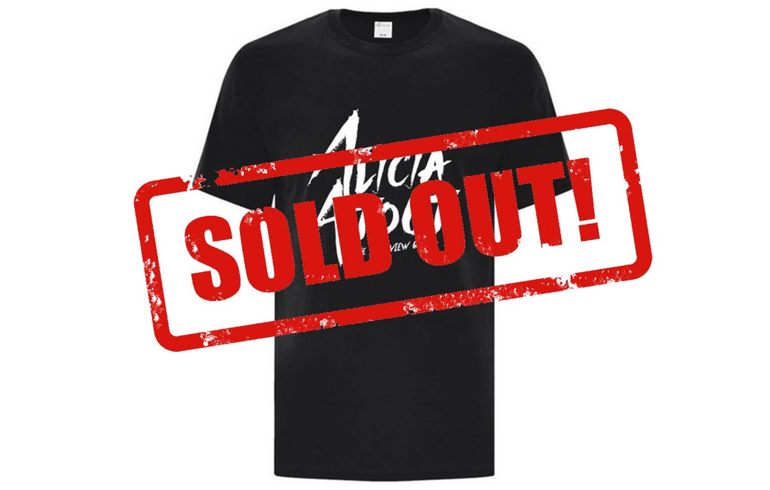 Image of Black and White Alicia Atout Shirt