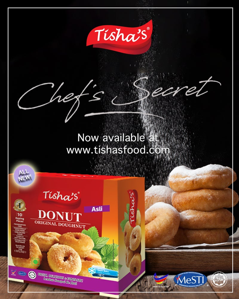 Image of Tishas's Party Donuts (NEW!)