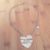 "Collana ""All you Need is Love"""