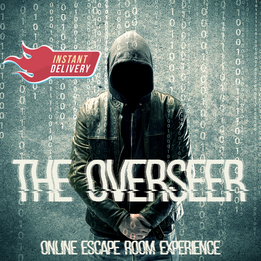 Image of The Overseer - Online Escape Room Experience