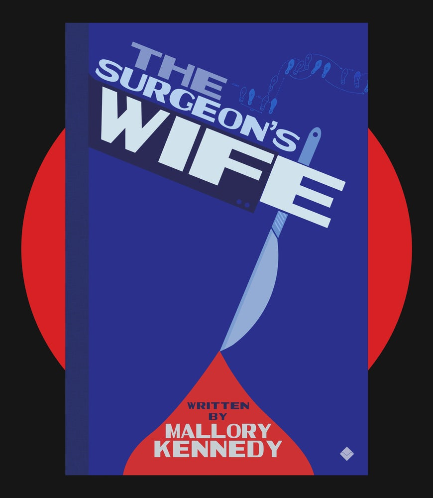"Image of THE SURGEON'S WIFE - SOFTCOVER 6""x9"" (PRE-ORDER)"