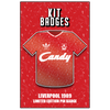 Liverpool FC 89 Exclusive Kit Pin Badge