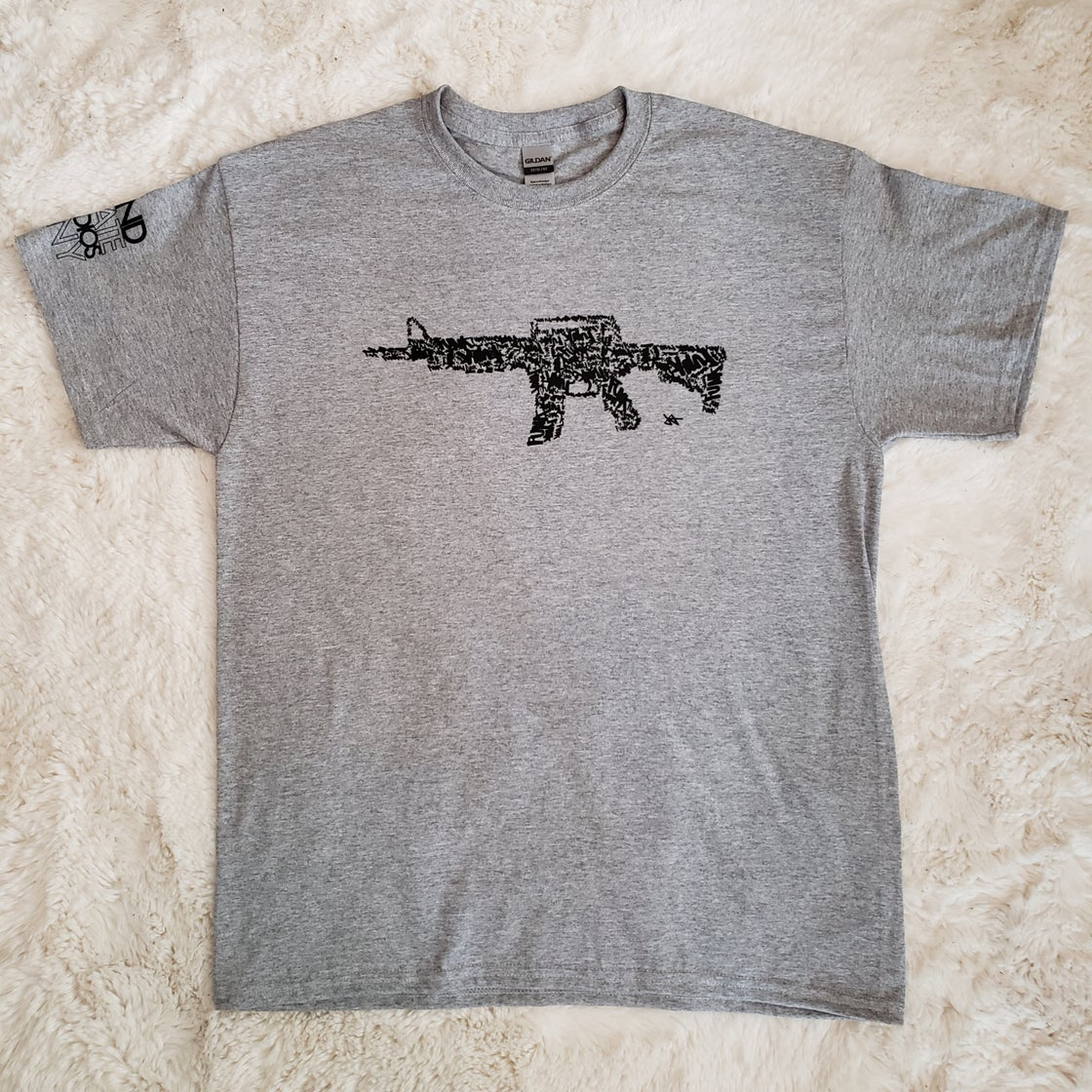 Image of Machine Gun Funk T-Shirt