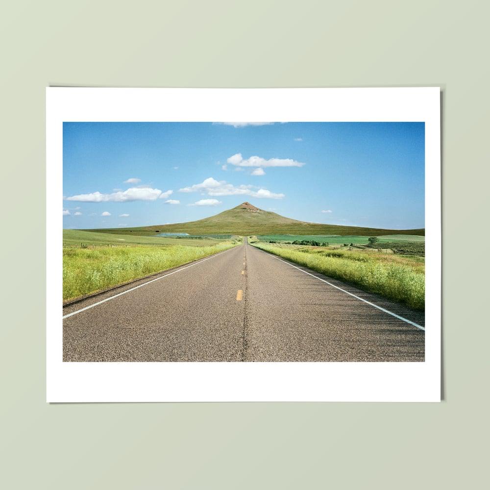 Image of Montana Print