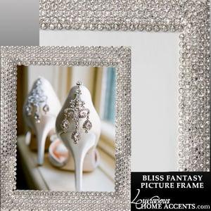 Image of Bliss Fantasy Swarovski Crystal Picture Frame
