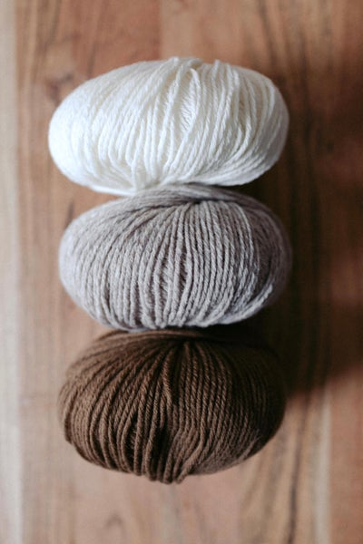 Image of Heavy Merino de Knitting for Olive