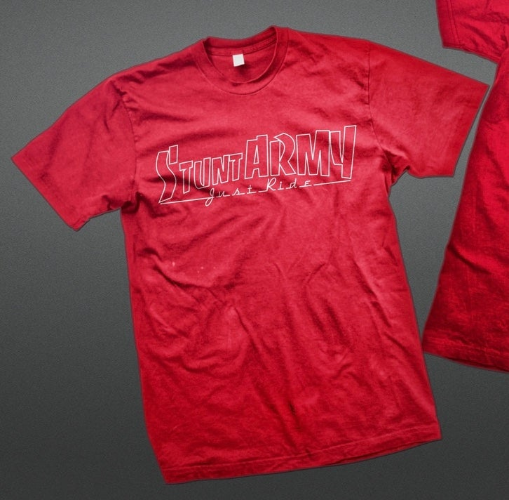 Image of THRASHER Red