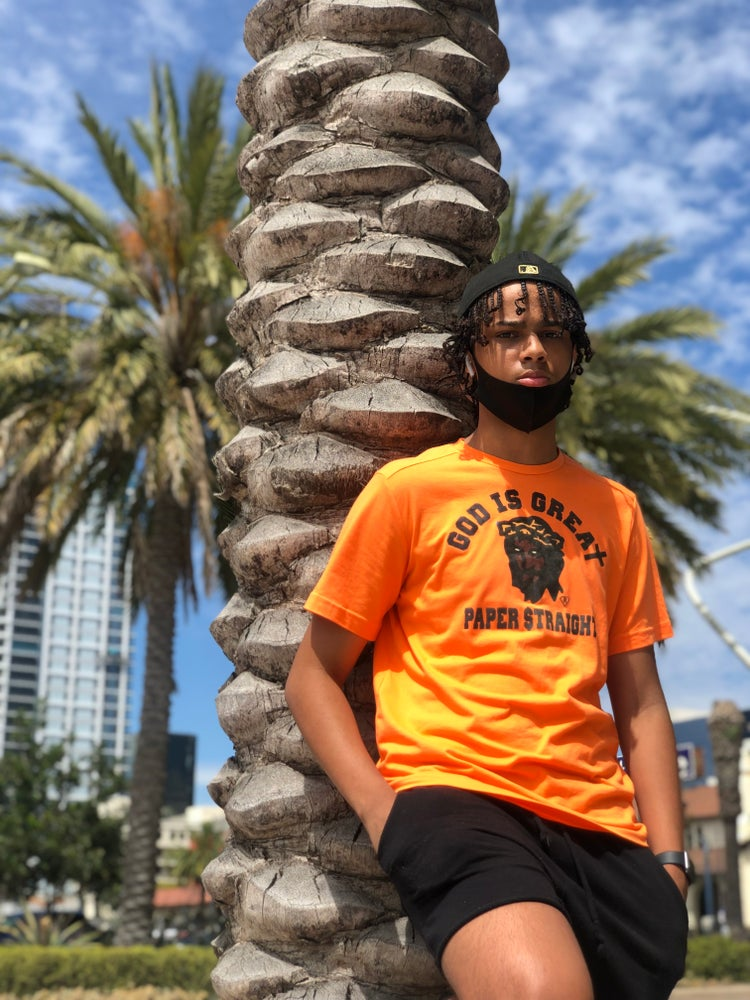 Image of Orange Juice SZN 20 T-Shirt
