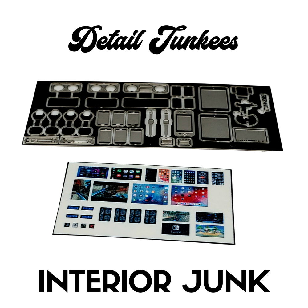 Image of Interior Junk