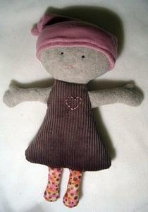 Image of Personalised Woodland Doll