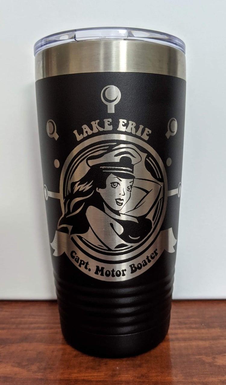"Image of ""Capt.Motor Boater"" Lake Erie"