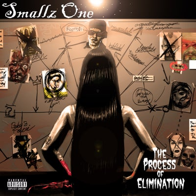 Image of SMALLZ ONE : The Process of Elimination CD