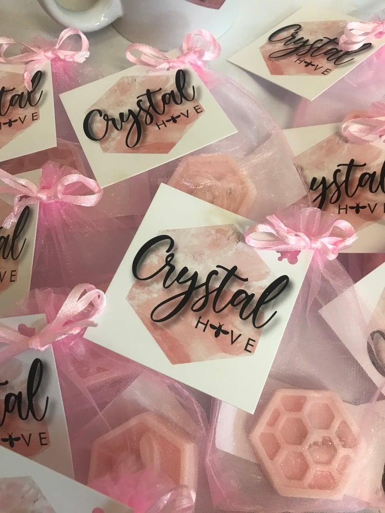 Image of Crystal Hive Wax Melt